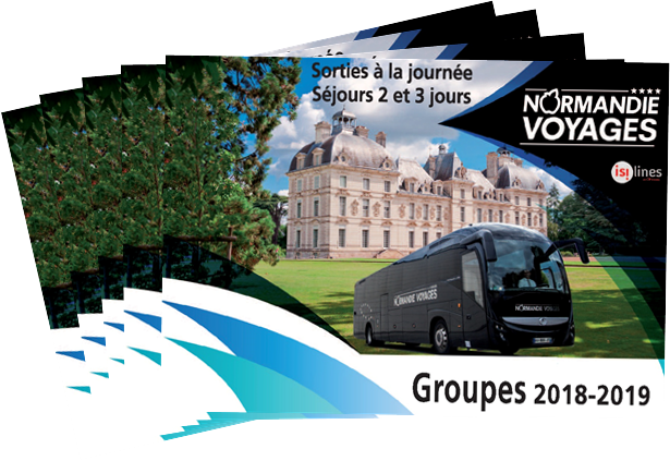 BROCHURE GROUPES 2018 2019